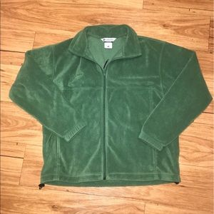 Like New Columbia winter warm fleece zip must have